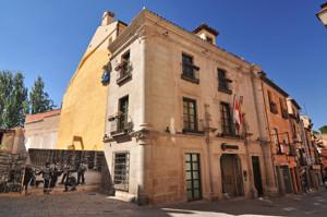 Segovia, Casa del Sello de Paños