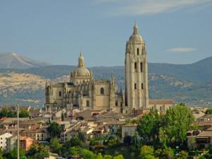 Segovia, Santa Iglesia Catedral de Nuestra Señora de la Asunción y de San Frutos