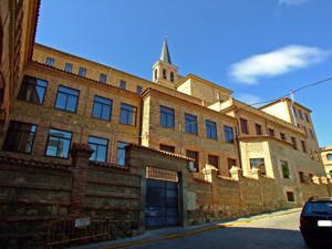 Segovia, Colegio de la Compañía de Jesús