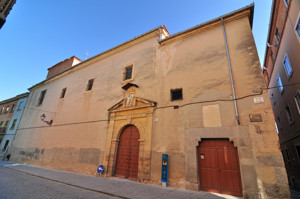Segovia, Convento de Carmelitas Descalzas de San José