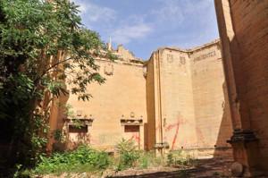 Segovia, Ruinas del Convento de San Agustín