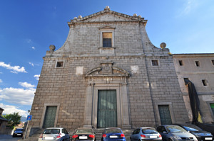 Segovia, Iglesia de la Compañía de Jesús