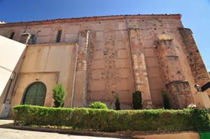 Segovia, Iglesia del antiguo Convento de Santa Isabel