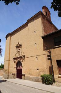 Segovia, Iglesia del Hospital de la Misericordia