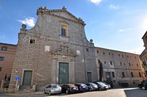 Segovia, Iglesia y Colegio de la Compañía de Jesús