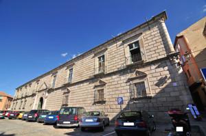 Segovia, Palacio Episcopal