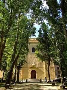 Segovia, Santuario de Nuestra Señora de la Fuencisla