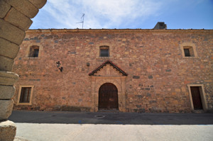 Segovia, Antigua Iglesia del Convento de la Concepción Francisca