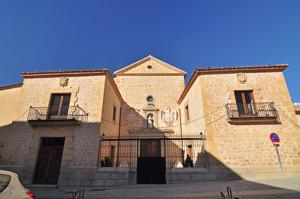 Segovia, Antiguo Convento de las Oblatas