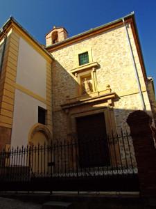 Segovia, Capilla de San Juan de Dios