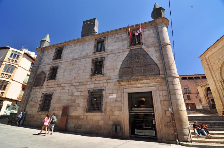 Segovia vii siglo xvii barroco y austeridad en la - Biblioteca publica de segovia ...