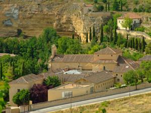 Segovia, Convento de Carmelitas Descalzos