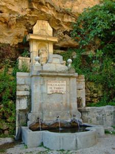 Segovia, Fuente de la Fuencisla