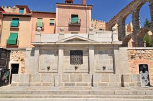 Segovia, Fuente de Santa Columba