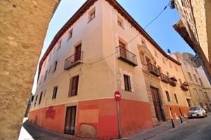 Segovia, Palacio de los Aguilar o de los Conde de Encina