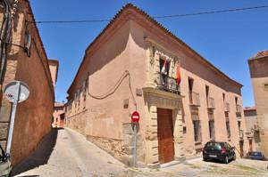 Segovia, Palacio de los Castros