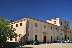 Segovia, Fachada principal de la Casa de la Química