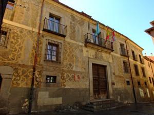 Segovia, Casa de la Tierra