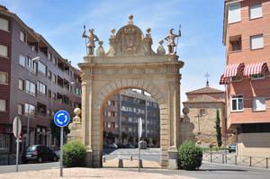 Segovia, Puerta de Madrid