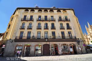 Segovia, Casa de los Larios
