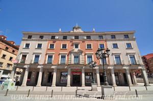 Segovia, Casa Sindical Provincial