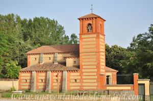 Segovia, Ermita de la Pilarcita
