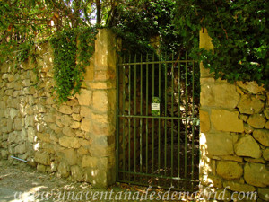 Segovia, Entrada al Romeral de San Marcos