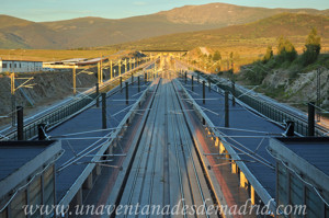 Segovia, Estación del tren de alta velocidad (AVE)