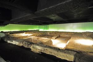 Antiquarium de Sevilla, Casa de la Noria