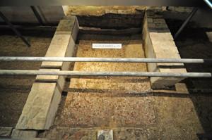 Antiquarium de Sevilla, Casa de los Dámeros