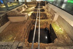 Antiquarium de Sevilla, Factoría de Salazones