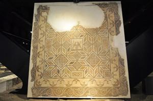 Antiquarium de Sevilla, Mosaico de los Pájaros