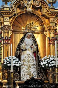Sevilla, Virgen del Mayor Dolor y Traspaso