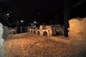 Castillo de San Jorge, Las Cuadras