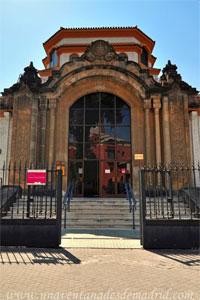 Sevilla, Exposición Iberoamericana de 1929, Portada principal del Pabellón de Uruguay