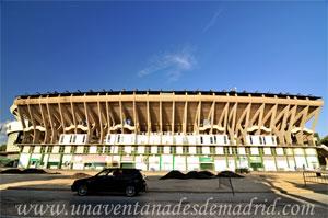 Sevilla, Exposición Iberoamericana de 1929, Antiguo Stadium, actual Estadio Benito Villamarín