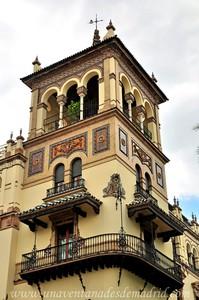 Sevilla, Exposición Iberoamericana de 1929, Torre-mirador del Gran Hotel Alfonso XIII