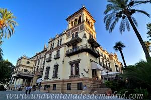 Sevilla, Exposición Iberoamericana de 1929, Gran Hotel Alfonso XIII