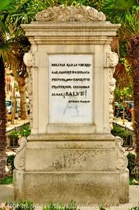 Sevilla, Exposición Iberoamericana de 1929, Monumento a la Raza