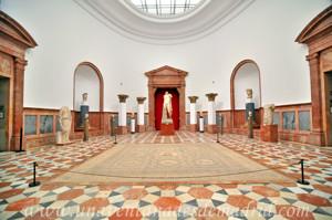 Sevilla, Exposición Iberoamericana de 1929, Sala XX, Trajano o Imperial, del Pabellón de Bellas Artes