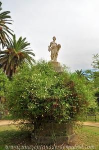 Sevilla, Parque de María Luisa - Jardines de las Delicias, Monumento a Urania