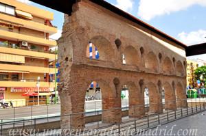 Murallas de Sevilla, Restos del Acueducto de Carmona
