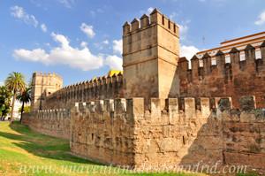 Murallas de Sevilla, Murallas de la Macarena