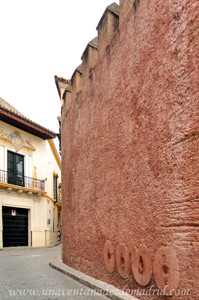 Murallas de Sevilla, Muralla de la Judería
