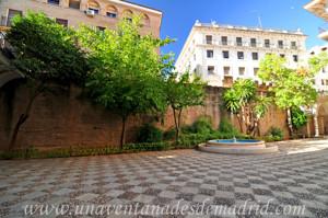 Murallas de Sevilla, Muralla de la Plaza del Cabildo