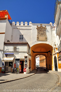 Murallas de Sevilla, Postigo del Aceite
