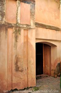 Murallas de Sevilla, Postigo del Alcázar