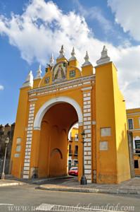 Murallas de Sevilla, Puerta de la Macarena