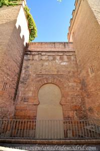 Murallas de Sevilla, Puerta de Herradura de los Reales Alcázares