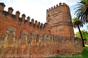 Murallas de Sevilla, Torre blanca